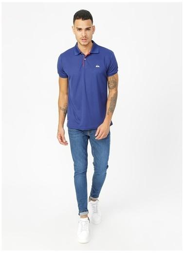 Quiksilver Quiksilver Active Polo Lacivert Erkek Polo T-Shirt Lacivert